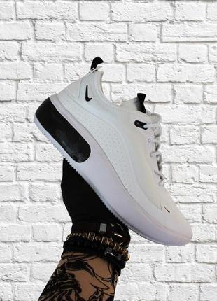 Стильные кроссовки ❤ nike air max dia white  ❤
