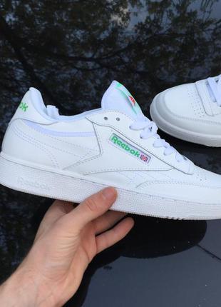 Стильные кроссовки 🔥 reebok classic white 🔥