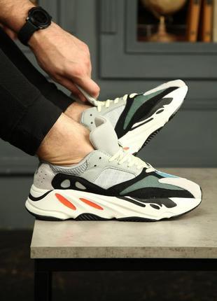 """Стильные кроссовки 🔥 adidas yeezy boost 700 """"wave runner""""🔥"""