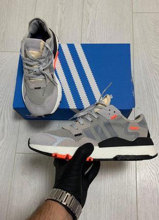 Стильные кроссовки 🔥 adidas nite jogger 🔥