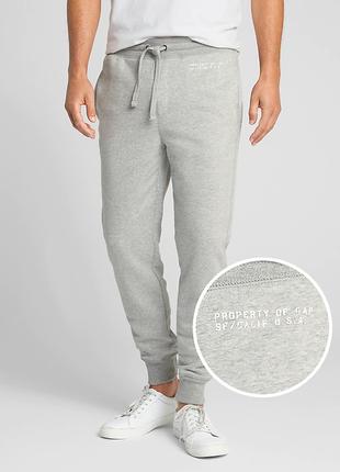 Мужские джоггеры gap размер спортивные штаны оригинал одежда
