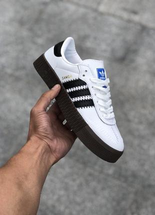 Стильные кроссовки ❤ adidas samba❤