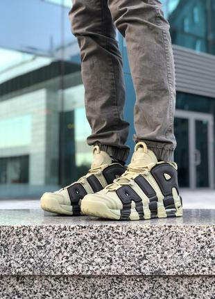 Крутые кроссовки 🔥 nike air more uptempo 🔥