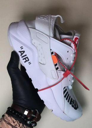 Стильные кроссовки 🔥 nike air huarache  white  🔥