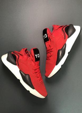 Стильные кроссовки 🔥 adidas yohji yamamoto kaiwa red 🔥
