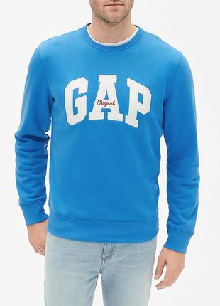 Свитшот мужской gap размер xs s xxl реглан мужская кофта гэп сша