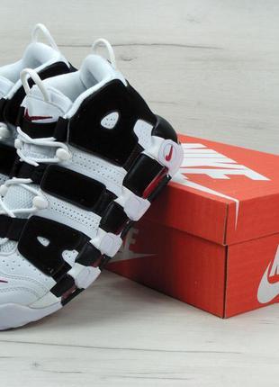 Стильные кроссовки 🔥 nike air more uptempo 🔥