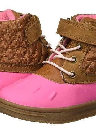 Ботинки детские carters eur 23 картерс хайтопы для девочки