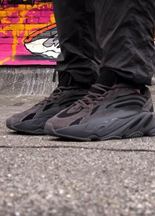 Стильные кроссовки 🔥 adidas yeezy boost 700  🔥