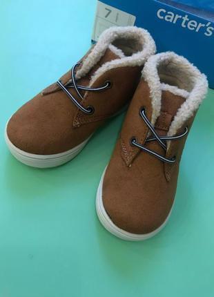 Кроссовки ботинки carters