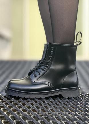 Стильные ботинки 🔥 dr martens 1460 mono black 🔥