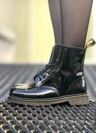 Стильные ботинки 🔥 dr martens 1460 patent black🔥