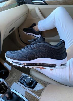 Стильные кроссовки 🔥nike air max 97 swarovski  🔥