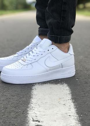 Стильные кроссовки 🔥 nike air force white 🔥