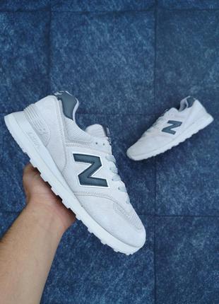 Стильные кроссовки 🔥 new balance 574 grey 🔥