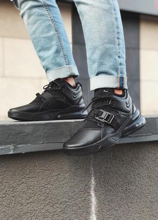 Cтильные кроссовки 🔥 nike air force 270 black  🔥