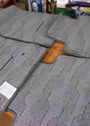 TOYOTA PRADO-120 Оригинальные коврики фирменные НОВЫЕ КОВРЫ JAPAN