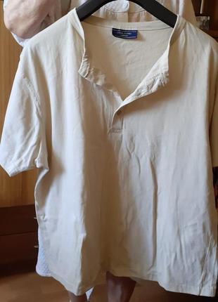 Отличная футболка  casual clothes company, р.  l