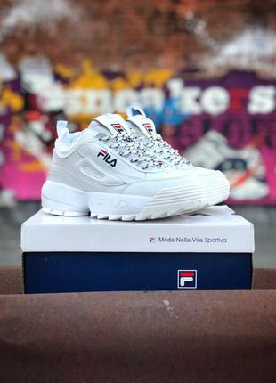 Cтильные кроссовки 🔥fila disruptor 2 🔥