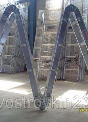 Акция2400грн! стремянка ALLUM лестница-трансформер KRAFT (4х4)...