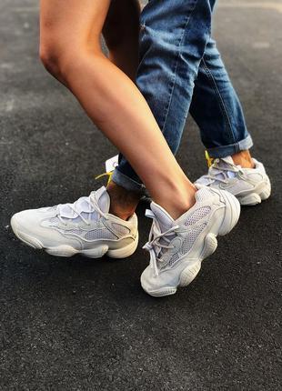 Cтильные кроссовки 🔥 adidas yeezy boost 500 🔥
