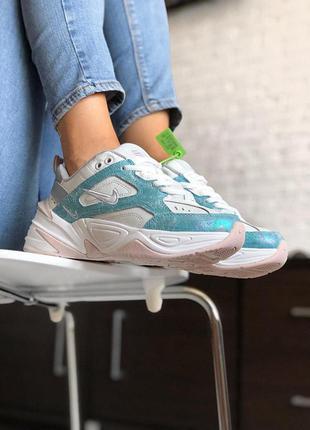 Стильные кроссовки 🔥nike m2k tekno🔥