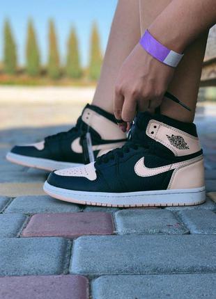 Стильные кроссовки 🔥 nike air jordan 1🔥