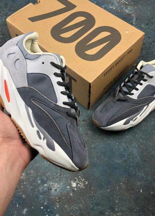 Стильные кроссовки 🔥adidas yeezy boost 700 magnet 🔥