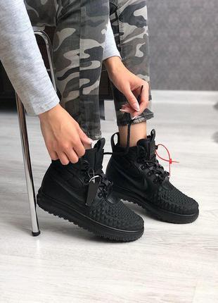 Стильные кроссовки 🔥 nike lunar force 1 duckboot🔥