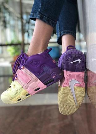 Стильные кроссовки 🔥 nike air more uptempo🔥