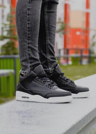 Стильные кроссовки 🔥 nike air jordan 3 retro  🔥