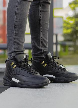 Стильные кроссовки 🔥 nike air jordan 12 retro  🔥