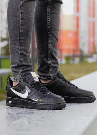 Стильные кроссовки 🔥 nike air force black🔥