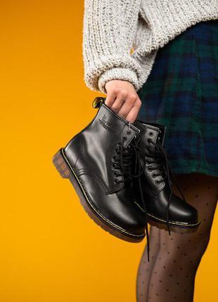 Стильные ботинки 🔥 dr. martens, black1460 🔥