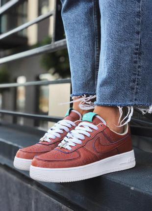 Стильные кроссовки 🔥 nike air force liberty 😍