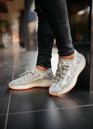 Стильные кроссовки 🔥 adidas yeezy boost 350 v3 grey🔥