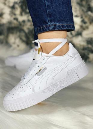 Стильные кроссовки 🔥 puma cali 🔥