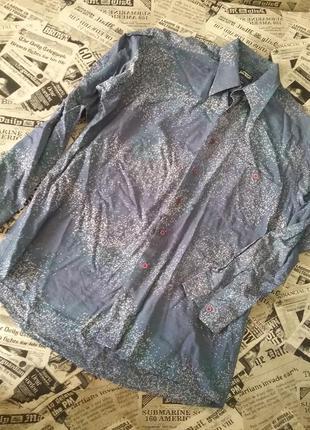 Вискозная рубашка jac tissot
