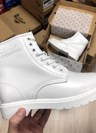 Крутые ботинки ❄️ dr. martens 1460 ❄️ на меху