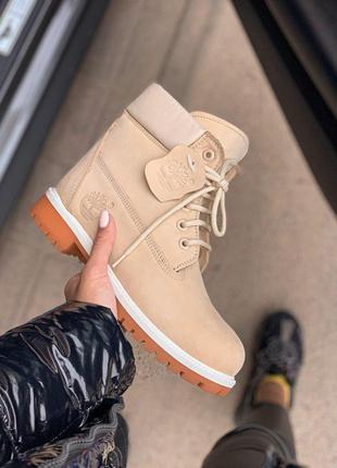 Cтильные ботинки ❄️ timberland winter ❄️ на меху