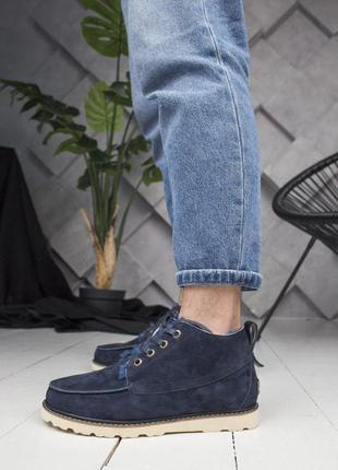 Стильные ботинки ❄️ ugg classic ❄️ на овчине