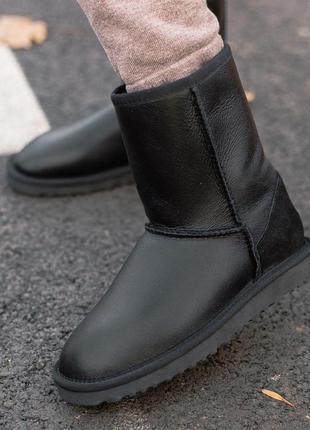 Крутые зимние уги ❄️ ugg classic short ii boot ❄️ мужские
