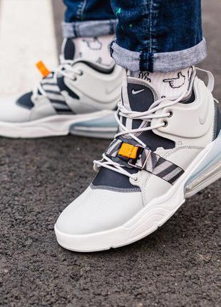 Стильные кроссовки 🔥 nike air force 270 grey 🔥