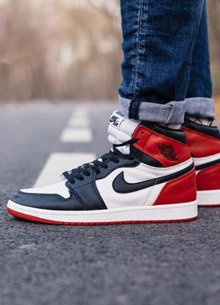 Стильные кроссовки 🔥 nike air jordan retro 1🔥