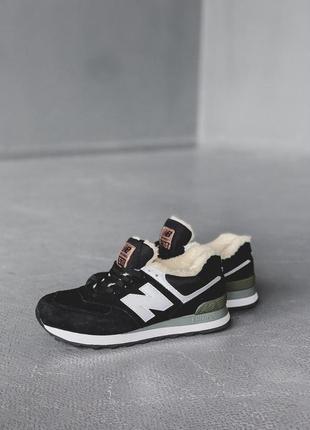 Стильные кроссовки 🔥 new balance 574 winter🔥