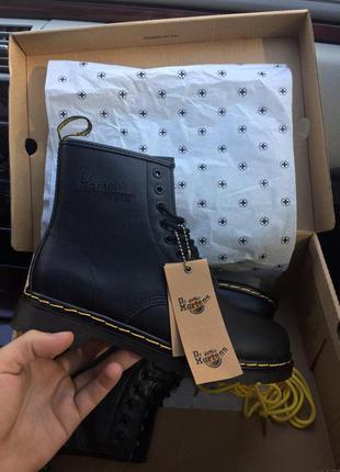 Крутые ботинки ❄️ dr. martens 1460❄️ на меху
