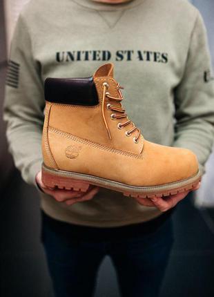 "Стильные ботинки 🔥 timberland ""ginger"" ❄️ термо"
