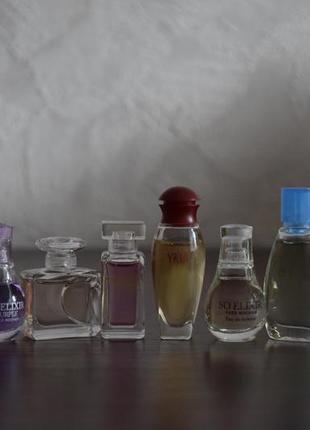 Мини-ароматы ив роше