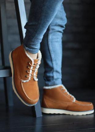 Ugg крутые зимние ботинки
