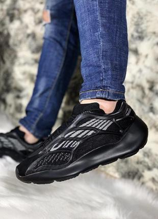 Adidas yeezy 700 v3 стильные кроссовки адидас